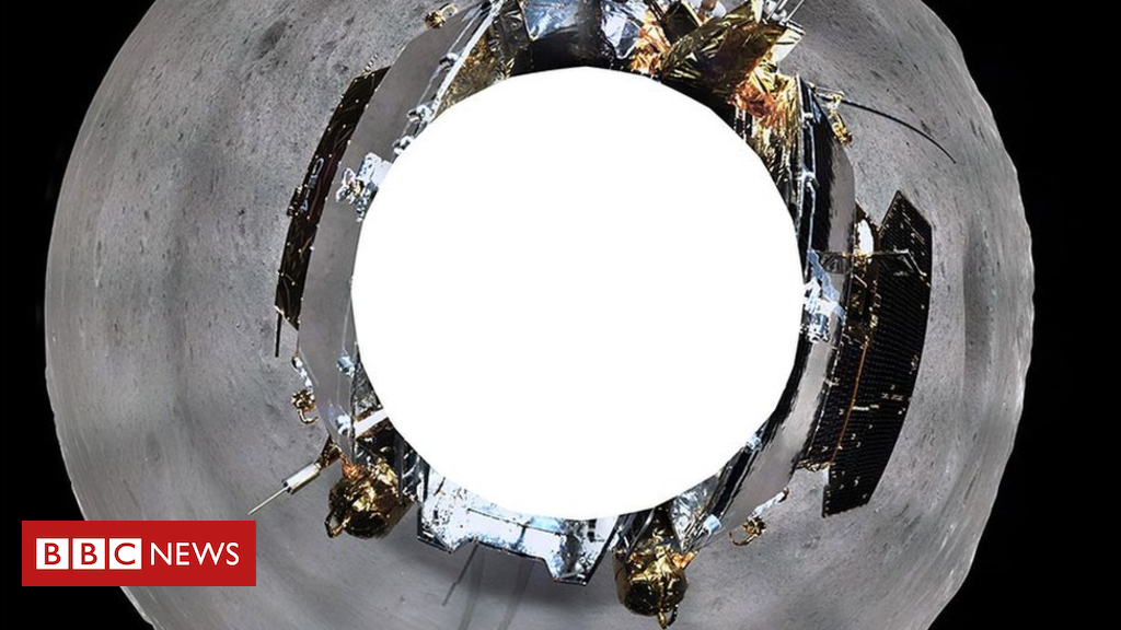 105142559 mediaitem105142558 - Chang'e-4: First panoramic images from China moon lander