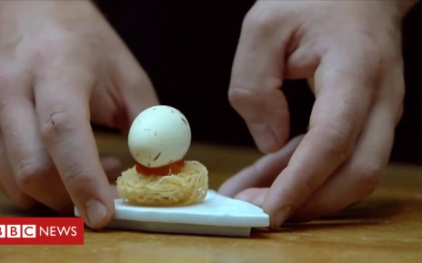 105147362 p06xtnhj - 'Food porn star' Indian chef gives fine dining a twist