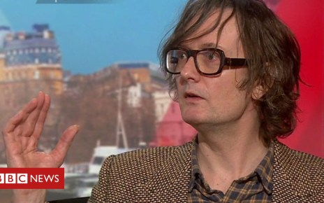 105149890 p06xv7py - Pulp's Jarvis Cocker calls for new EU referendum in UK