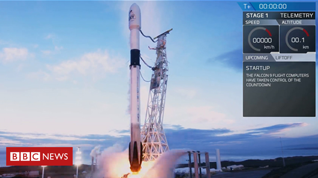 105152788 1 - SpaceX launch completes Iridium satellite refresh