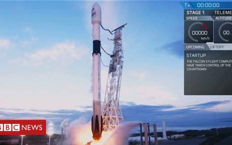 105152788 1 - SpaceX launch completes Iridium satellite refresh