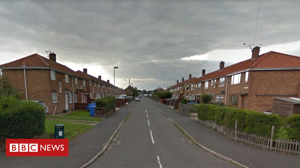 105159659 huntersroad - Norwich children's birthday party disrupted by knife-wielding raiders