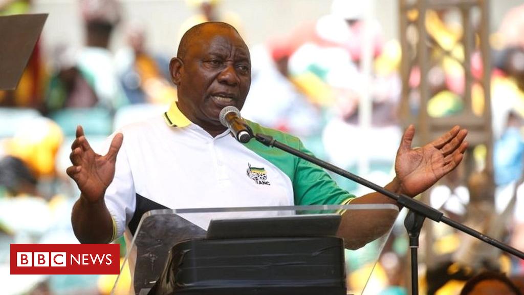 105162070 e1cb8849 46af 4dd1 a171 0fd414d7a224 - South Africa's Cyril Ramaphosa urges action against 'rape crisis'