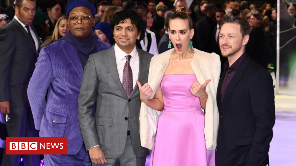 105177543 glass - M. Night Shyamalan's latest film Glass has just been released in cinemas