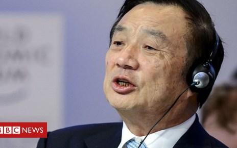 105187879 aba97d63 7171 494c 904f 14e0ce05ccee - Huawei founder Ren Zhengfei denies firm poses spying risk
