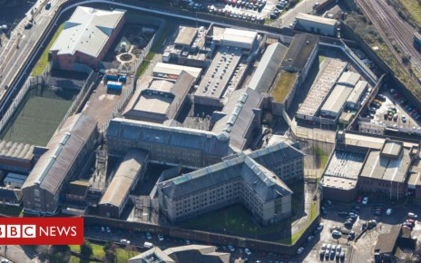 105190354 cardiffprison1 - Wales 'highest prison rate' in western Europe