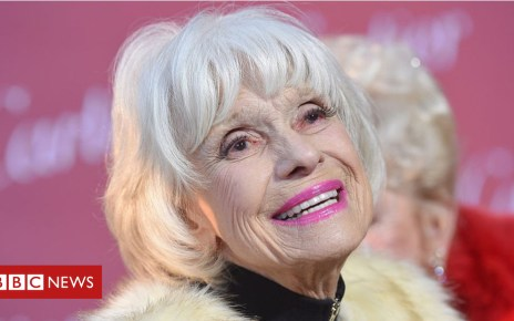 105190809 gettyimages 461688242 - Hello Dolly's Carol Channing dies aged 97