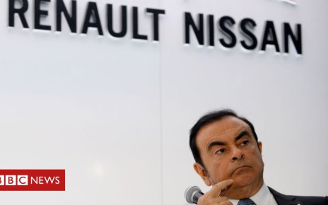105200059 gettyimages 611524286 3 - Carlos Ghosn: Renault 'preparing to replace' jailed boss