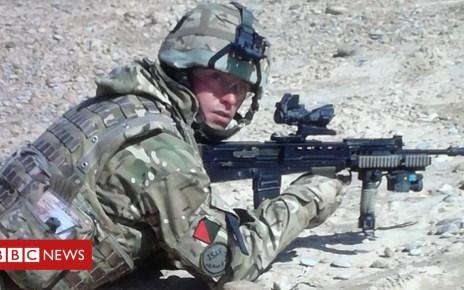 105240119 soldierwaynewide - British soldier sues Army over Q fever chronic fatigue