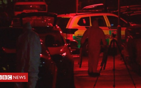 105243907 1 3 - Warrenpoint: Murder investigation after man shot dead