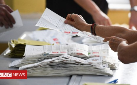 105266304 gettyimages 982829288 - Turkey elections: Questions over 'voter aged 165' and other irregularities