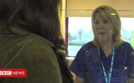 105285850 p06yq41n - How Bournemouth's 'streaming' nurses ease A&E pressure