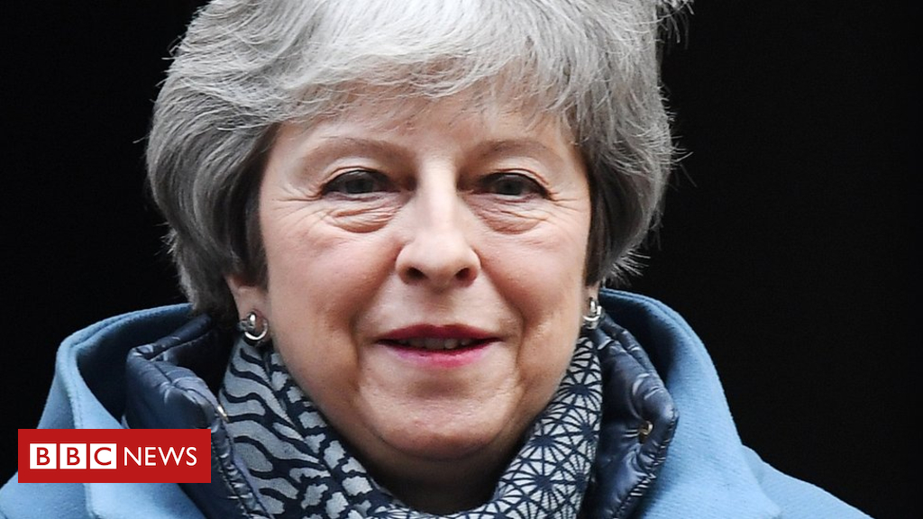 105317606 72d53d55 0519 47a3 a365 8255aeb94172 - Brexit: Theresa May to meet union leaders for talks