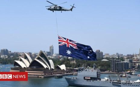 105350449 0c5a8401 9c9e 4998 88cd abad6ff41980 - Australia Day celebrated amid 'Invasion Day' protests