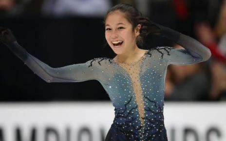 105350680 alysaliugetty - Alysa Liu, 13, becomes youngest US national figure skating champion