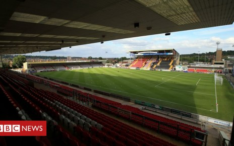 105351276 pa 23637874 - Lincoln City assistant groundsman sacked over racist tweets