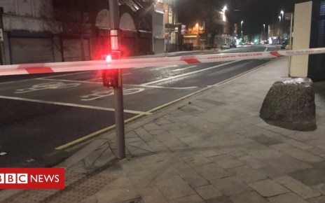 105366449 379790de 75b7 4880 bfdc 78fb8a844cda - East Belfast: Murder investigation after 'barbaric' attack