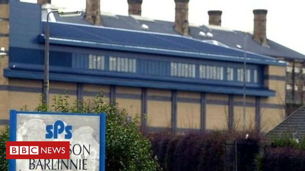 96809280  79076365 72501712 - Scotland's prisons 'bursting at seams' as many over capacity
