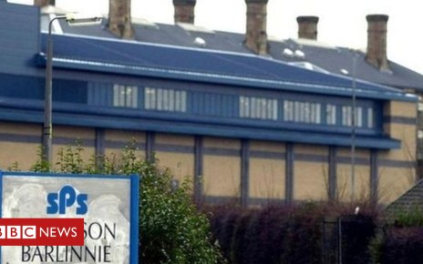 96809280  79076365 72501712 - Scotland's prisons 'bursting at seams' as many over capacity