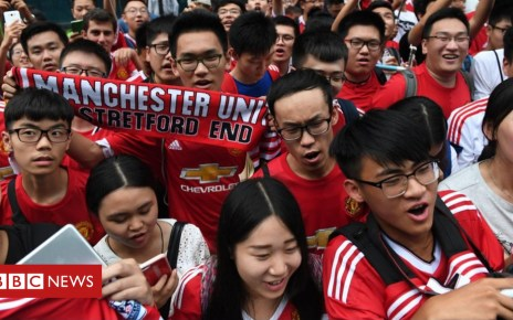 99809809 mediaitem99809808 - Manchester United to launch China entertainment centres
