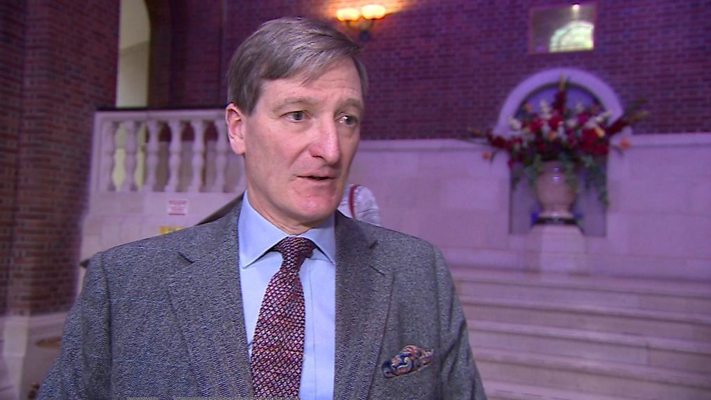 p06xtwtg - Delay Brexit if deal is rejected, Dominic Grieve tells Theresa May