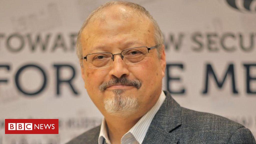 104453839 gettyimages 1052575072 - Jamal Khashoggi murder: Trump fails to point finger