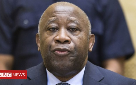 105187359 gbagboafp - Ivory Coast ex-President Gbagbo to go to Belgium after ICC acquittal