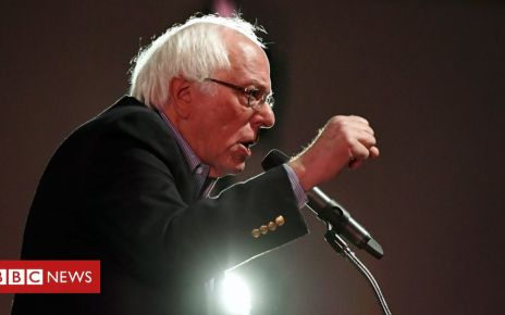 105301015 gettyimages 1059426190 - Bernie Sanders announces second US presidential bid