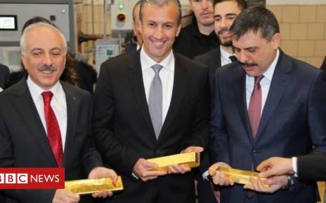 105436996 vencorumgoldgetty16jan19 - Turkey warned over Venezuela gold trade