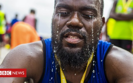 105459961 img 4070 - In Pictures: Pain and ecstasy at the Lagos marathon
