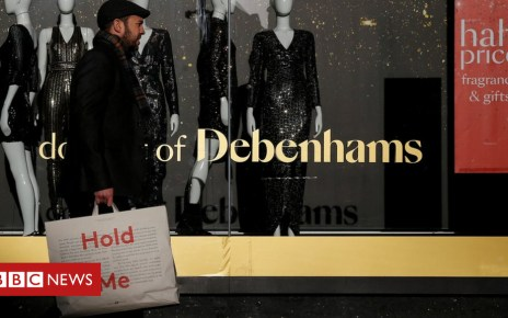 105465642 reuters - Debenhams may close stores this year under restructure