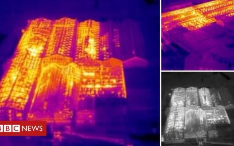 105468472 75600e1a 446d 44f7 8ade b9161eea978b - Adlington fire: Blaze tears through storage warehouse