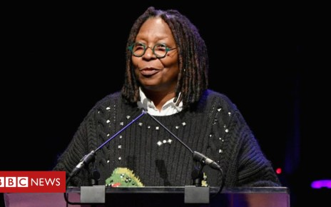 105484263 gettyimages 1066550568 - Whoopi Goldberg asked to be the first female Doctor Who