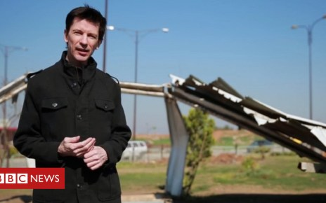 105489413 cantlie - John Cantlie: British IS hostage believed to be still alive
