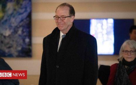 105493083 malpass - Trump backs World Bank critic Malpass for top job