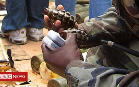 105504130 gettyimages 74112422 - Ethiopian groom and best man killed by 'grenade accident'