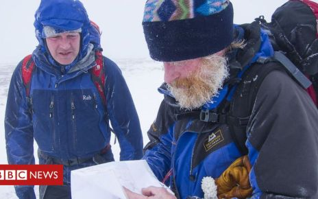 105553830 perrynisbet - Tributes paid to 'incredible' climbers Andy Nisbet and Steve Perry