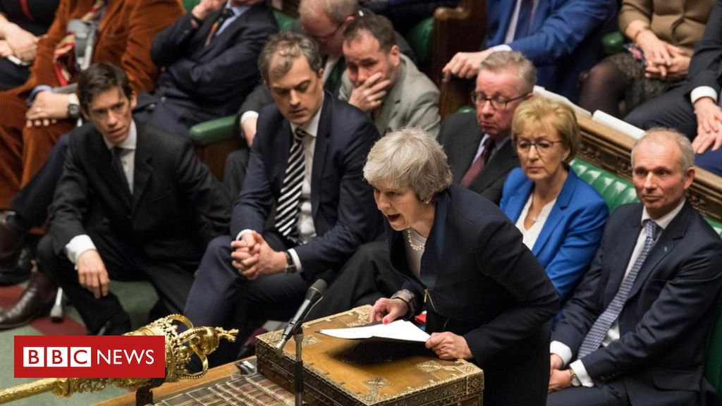 105572976 mayparliament - Brexit: Are we running out of time?