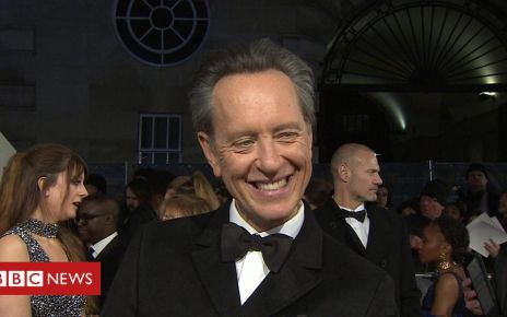 105593657 p070hxdn - Richard E Grant on his Bafta nominated performance