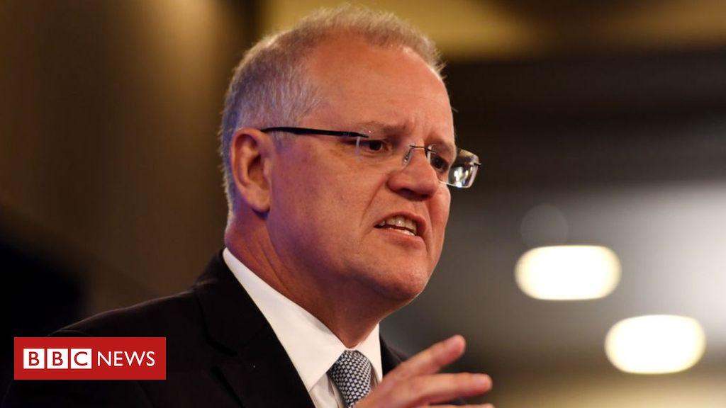 105596015 gettyimages 1128794405 - Australia PM seeks to block bill on sick asylum seekers