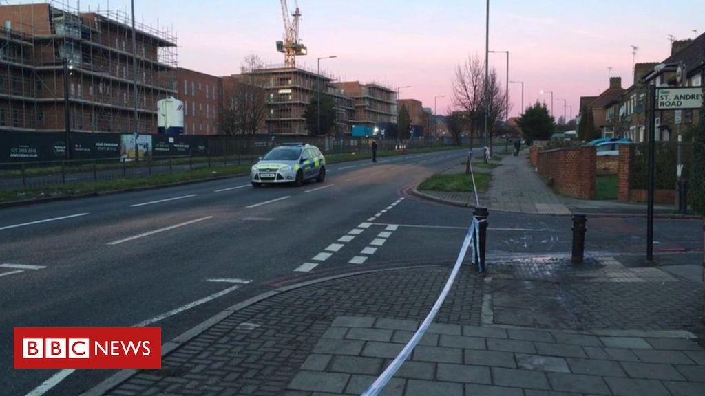 105597249 de27 - A40 police pursuit crash couple 'were newlyweds'