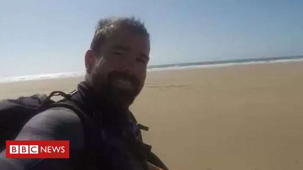 105598972 capture - Girlfriend pays tribute to kitesurfer who died in Saunton