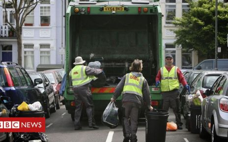 105601515 gettyimages 73980729 - Uncollected rubbish prompts 1.8 million missed bin complaints