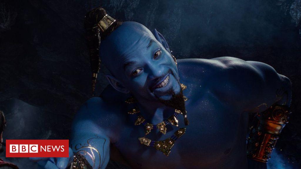 105601579 e6a43251 2146 4099 bdd1 701b25b3a2b1 - Disney fans mock Will Smith's Genie in Aladdin