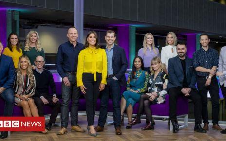 105605336 thenine - BBC Scotland introduces news show The Nine