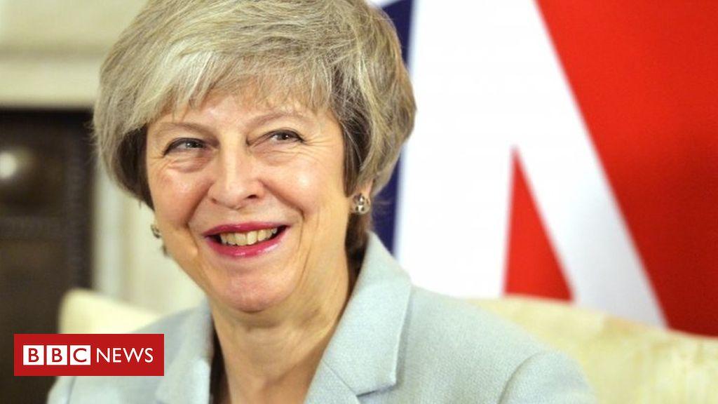 105605778 3c8b53d5 2d4a 4afc 950d 0e0635209786 - Brexit: Theresa May to update MPs on talks
