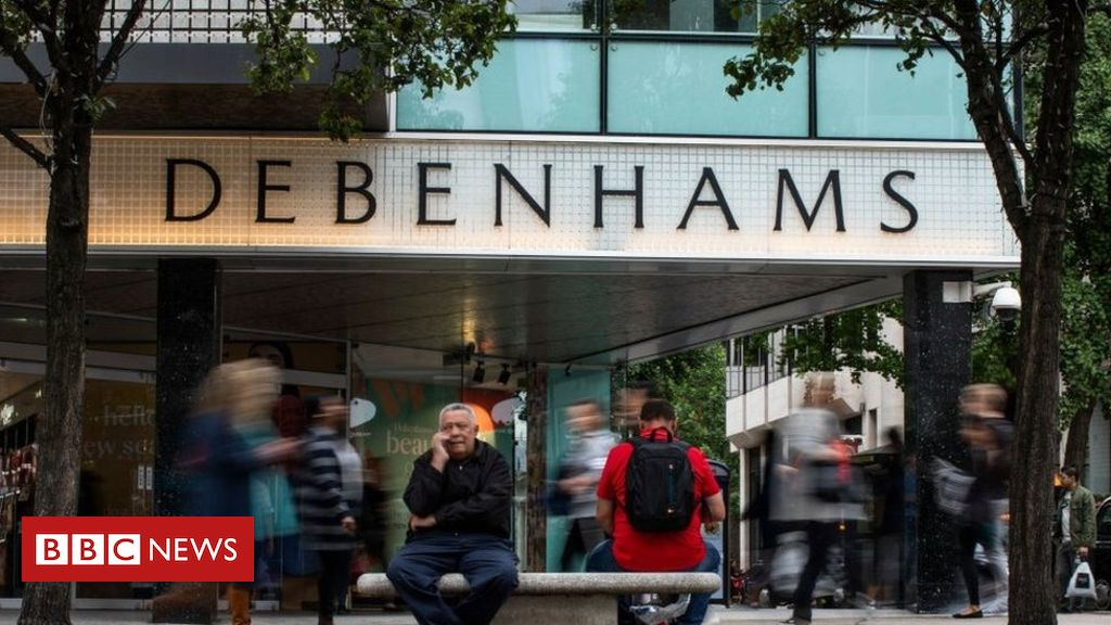 105608929 debsgettyimages 1031363044 - Debenhams secures cash injection as it battles for survival