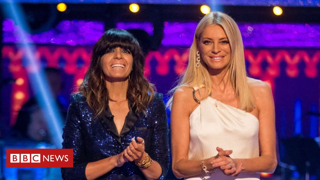 105611975 hi051625413 - Tess and Claudia to take on Comic Relief Danceathon