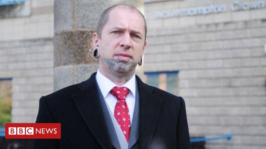 105615828 drevil - 'Dr Evil': Wolverhampton man pleads guilty to GBH