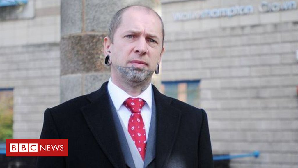105615828 drevil - 'Dr Evil': Wolverhampton man pleads guilty to GBH